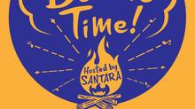 視聴者全員プレゼント企画開始ー生配信プログラム「Bonfire Time!」