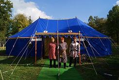 Namiot historyczny hetmański