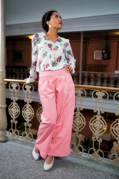 Trousers DIANTHUS