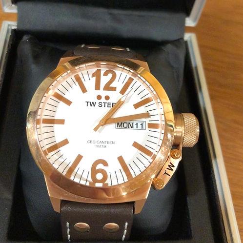 T.W. Steel Canteen Wristwatch