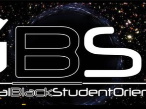 Throwback: Global Black Student Orientation