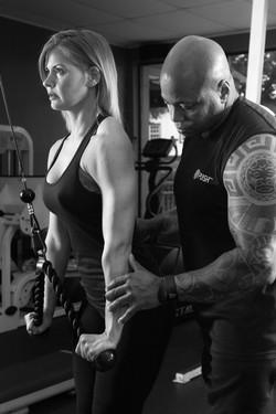 Personal trainer in Miami