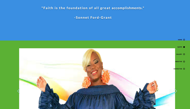 Sonnet Ford Grant International