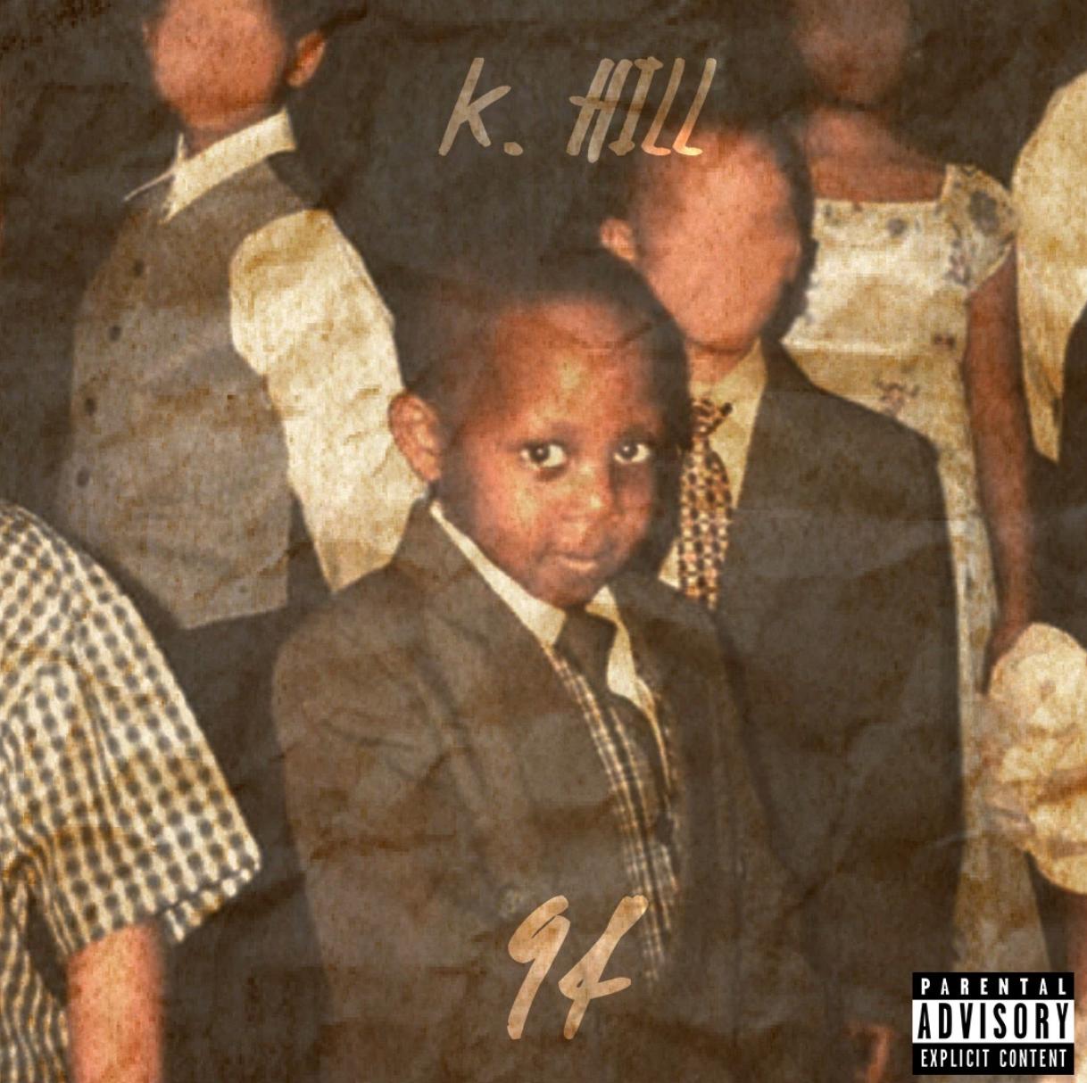 K. Hill 94 Cover Art