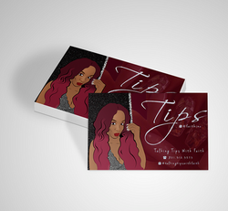 Tips Business Cards