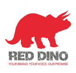 Red Dino Logo