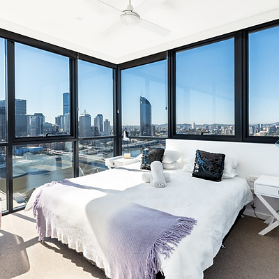South Brisbane 2 Beds