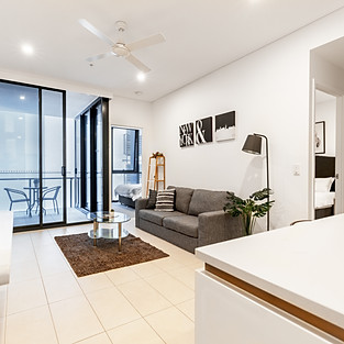 South Brisbane 2 Beds