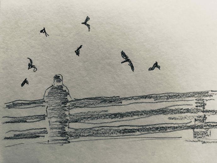 Hand-drawings | Storyboarding