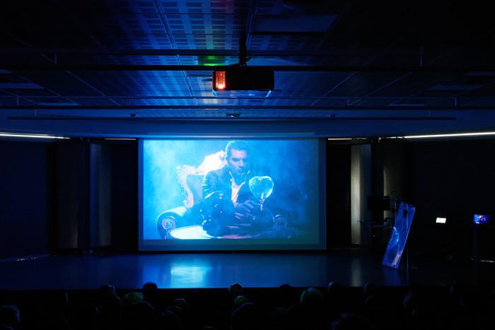 Capture d'écran du film Homo indisciplinatus