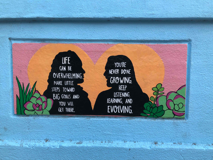 Austin graffitis