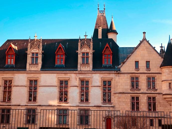 Quartier du Marais, vers le Square Albert-Scheitzer