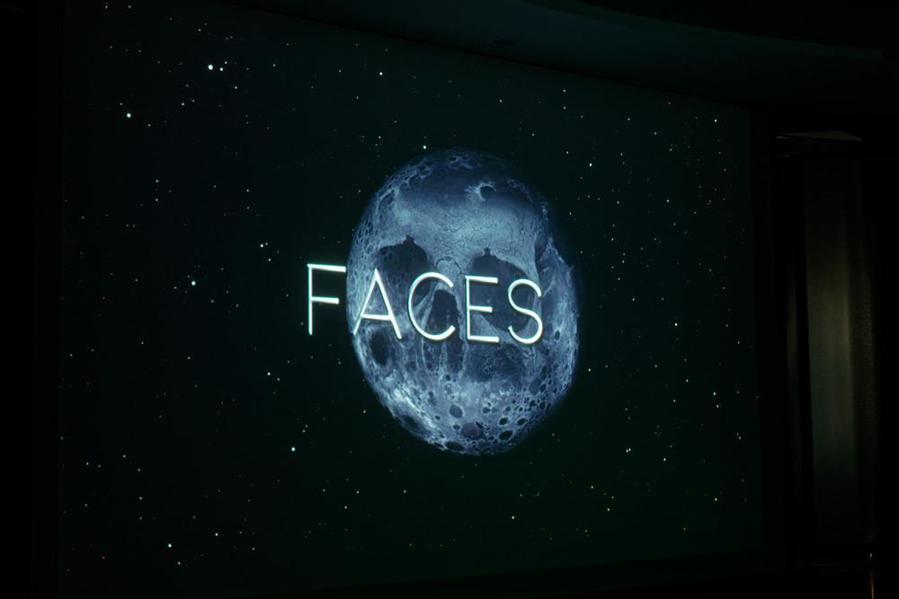 Lune Faces cachées