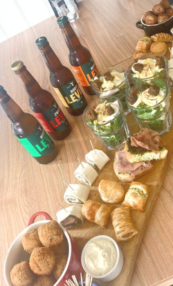 High Beer  € 19,95 p.p.