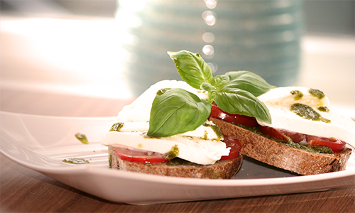 Buffelmozzarella € 7,25