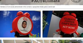 COP25 in Madrid - In the corridors
