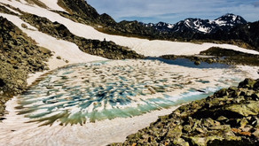 The Pyrenees after the snow melt