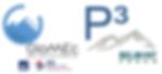 P³_and_GLoMEC_logo.png