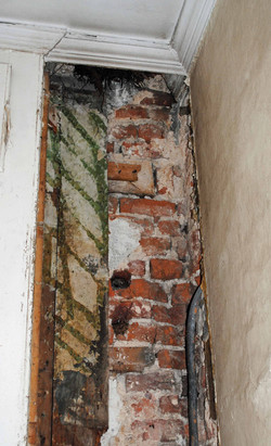 Internal wall