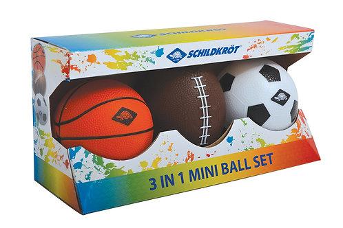 Schildkröt 3 in 1 Mini Balls Set