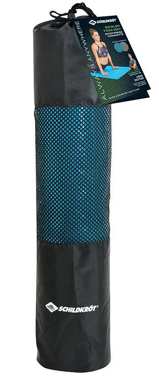 Schildkröt-Fitness Yogamatte Bi-Color, 4mm