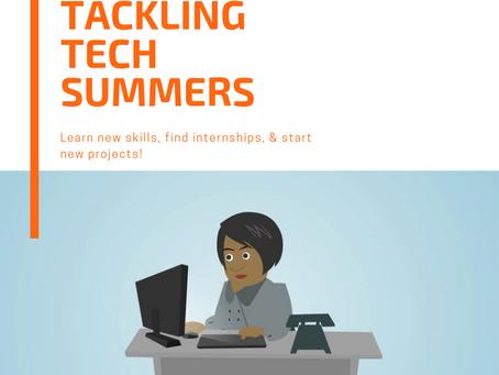 Tackling Tech Summers