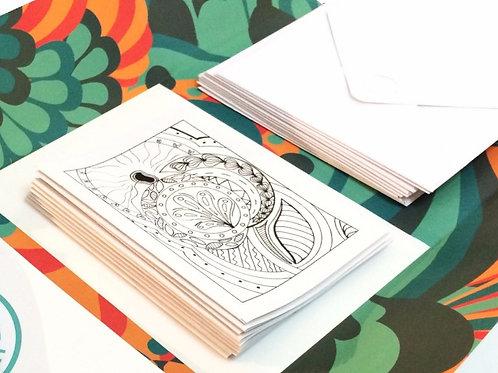 Art Kit 4 tarjetas para empatizar