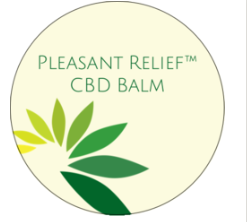 Pleasant Relief™ Full Spectrum CBD Balm - 2 Oz. Tin w/Lid