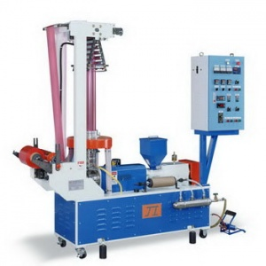 New Film Extruder Acquired for use in Sustainability Projects Development
