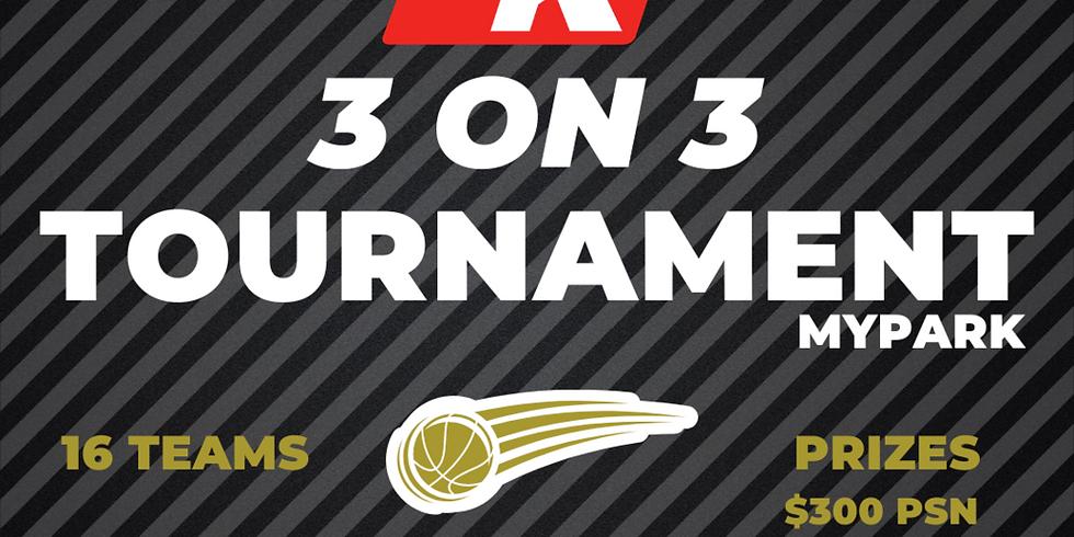 UGL Presents:  NBA 2K 3-on-3 Tournament (1)
