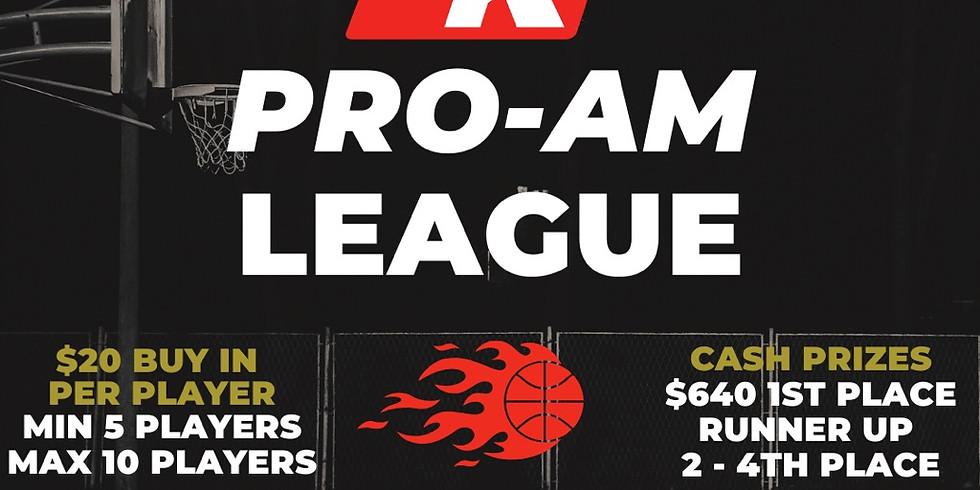 UGL Presents:  NBA 2K Pro AM Money League