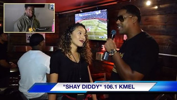 Recap clip of the last tournament with _Shaydiddy of 106.1KMEL