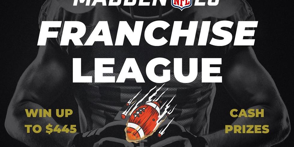 UGL Presents:  Madden Online Money League (New Start Date)