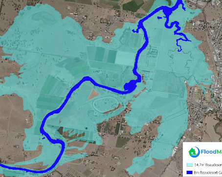 FloodMapp ForeCast provides rapid and hyperlocal flood impact predictions at scale, days in advance.