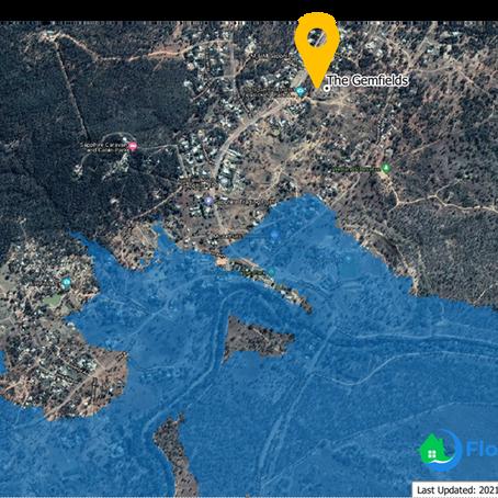 FloodMapp NowCast provides flood modelling in real time