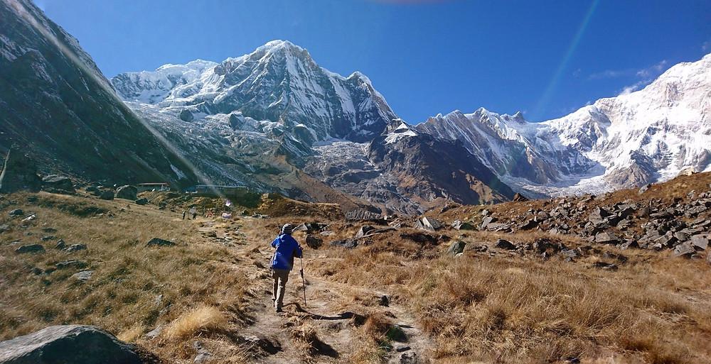 Annapurna Range (c) Desi Triaryanawati