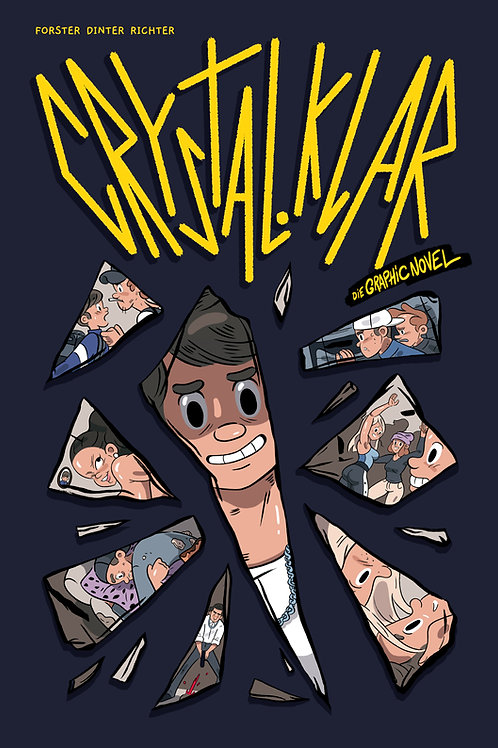 Crystalklar - die graphic Novel