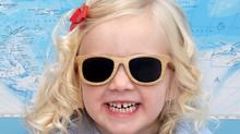 Η νέα σειρά ξύλινων παιδικών γυαλιών ηλίου έρχεται!