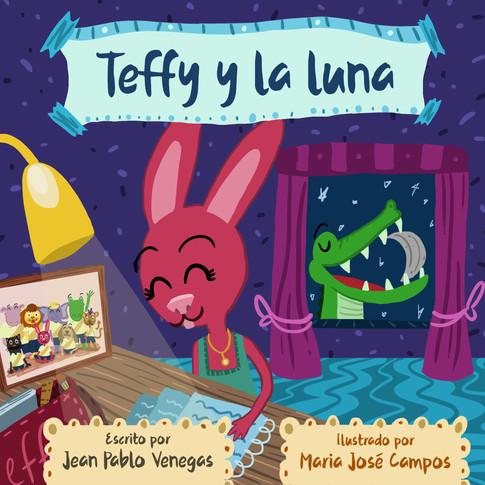 Teffy y la luna