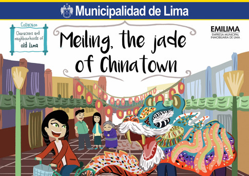 Meiling, the jade of Chinatown