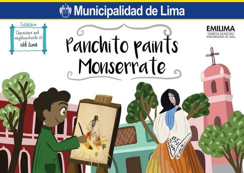 Panchito paint Monserrate