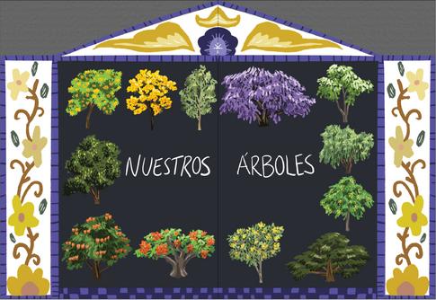 Nuestros árboles