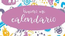 Nueva hoja calendario para Abril