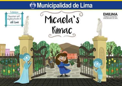 Micaela's Rimac