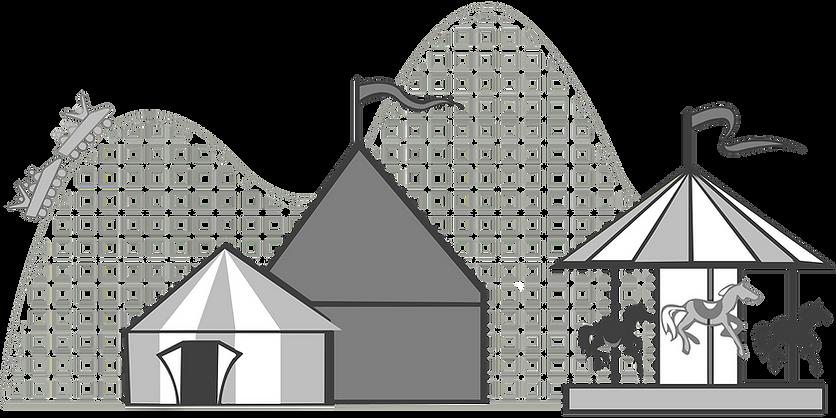 City / Downtown / Buildings