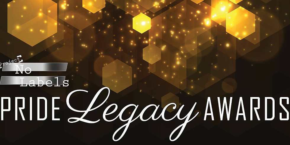 Project No Labels Presents The First Annual Pride Legacy Awards & Tampa Pride Kick Off Party! Tickets Available at door