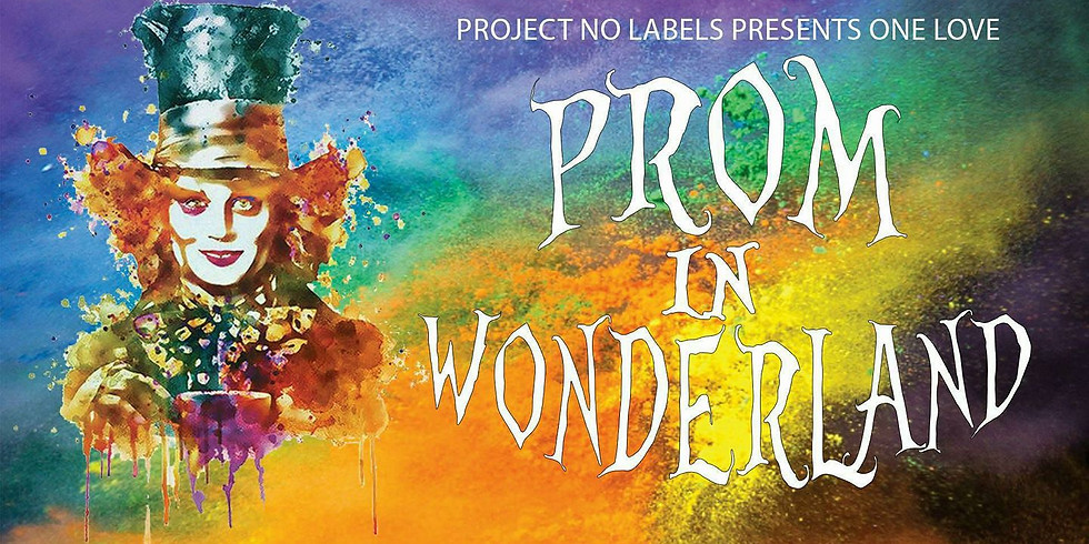 2nd Annual One Love Prom In Wonderland - St Pete Pride