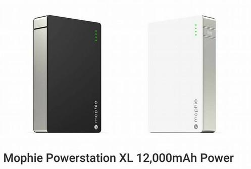 the latest 91025 2425b Mophie Powerstation XL 12,000 mAh Power
