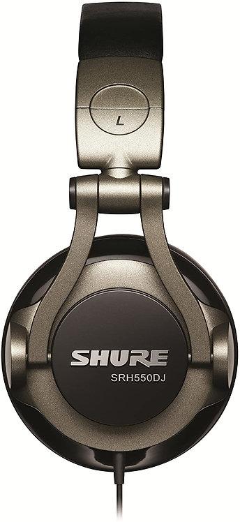 SHURE | AUDIFONOS SRH550DJ