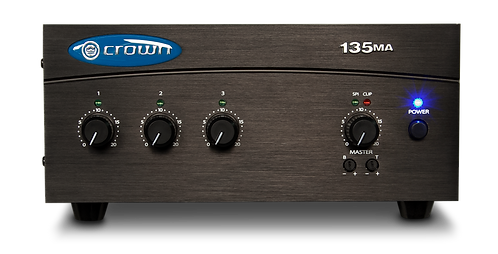 CROWN |  AMPLIFICADOR 135MA